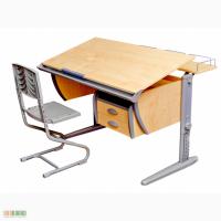 Столы универсальные Дэми со стулом +тумба СУТ.15-04