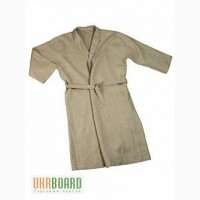Льняные халаты в сауну