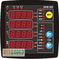 DATAKOM DKM-405 анализатор сети