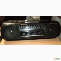 Продам кассетную магнитолу Panasonic-rx-fs 415