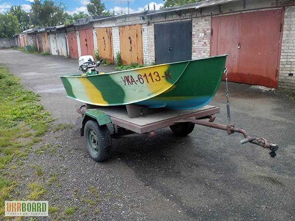 что если взять на прицеп лодку