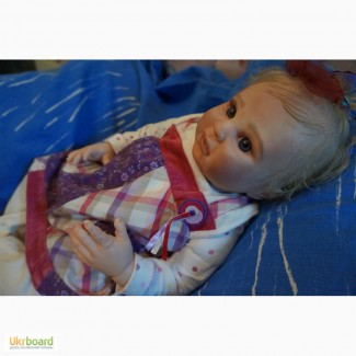Продам Куклу-реборн Аришенька