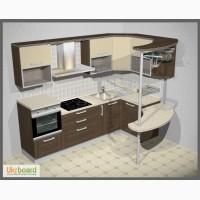 Производство кухонной мебели на заказ