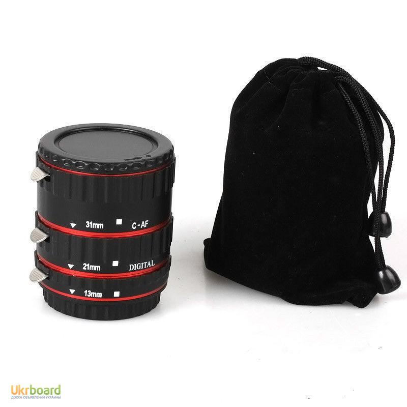 Фото 6. Макро кольца для Canon EOS с Авто фокусом