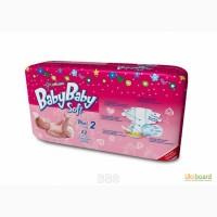 Продам оптом и в розницу детские подгузники ТМ Baby Baby Soft Premium