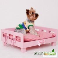 Кровать для маленькой собаки, Мебель для собак