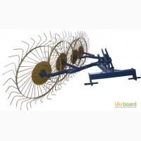 Продам Тракторные грабли-ворошилки 4-ех колесные Солнышко Агроруно от производителя