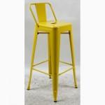 Высокий барный стул Толикс Низкий, H-76см. (Tolix Low, H-76cm.) из металла купить Украине