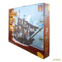Лего AUSINI Пираты 714 деталей. ...