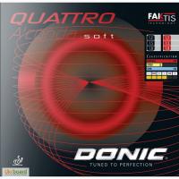 Накладка для тенісної ракетки Donic Quattro Aconda Soft