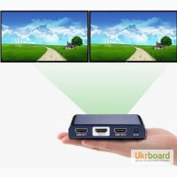 Сплиттер HDMI 1:2 4K-2K (LKV312PRO)