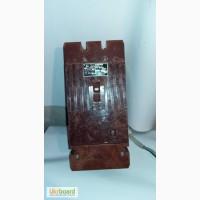 Автоматический выключатель А3726, А3722