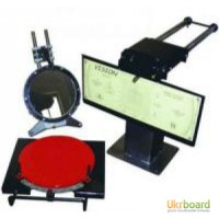Лазерный стенд для проверки установки колес автомобиля «VISION»