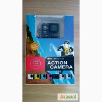 Экшн камера Action Cameras Waterproof Full HD 140 + WiFi Action Cameras Waterproof