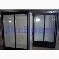 Витринный холодильник двухдверный бу шкаф-купе на 600 800 1400 Cold Колд UBC Еверест Интер