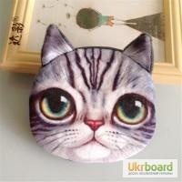Кошелёк с изображением собачки, кошки