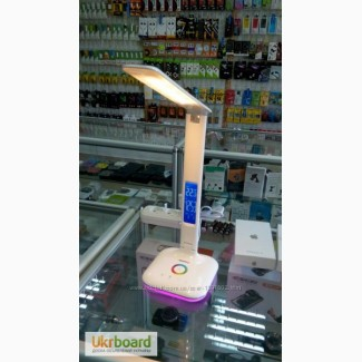 Настольная LED лампа Remax RL-E270 с термометром Лампа может похвастаться тремя режимами