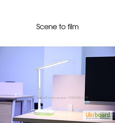 Фото 6. Настольная LED лампа Remax RL-E270 с термометром Лампа может похвастаться тремя режимами