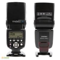 Вспышка спалах Yongnuo yn 560 IV Canon Nikon + рассеиватель