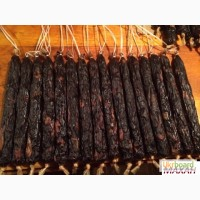 МАХАН ( сыро-вяленая колбаса из конины )
