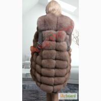 Продам жилет из натурального меха 90 см