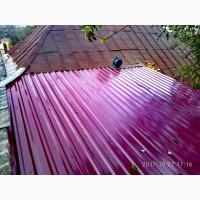 Кровельщики Харьков, ремонт кровли балкона, гаража, дома, склада
