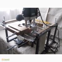 Фрезер. Шипорезный Станок-Автомат для ручного фрезера см.описание