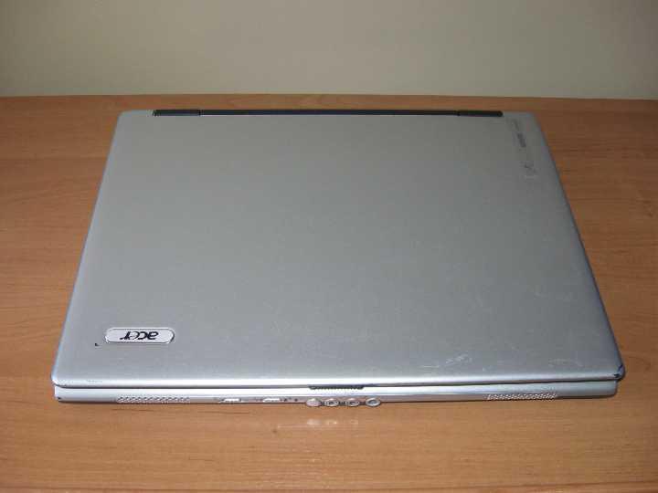 Фото 2. Простой для работы 2-х ядерный ноутбук Acer Aspire 5610z