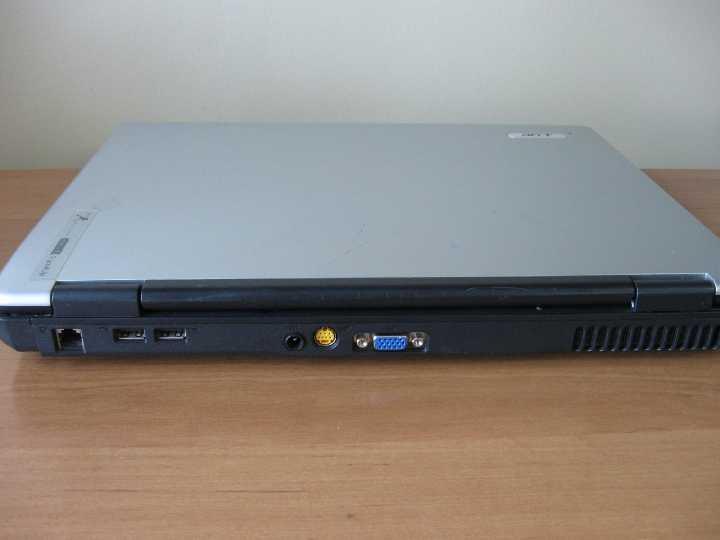 Фото 3. Простой для работы 2-х ядерный ноутбук Acer Aspire 5610z