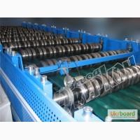 Оборудование станок линия для профнастила сайдинга металлочерепицы сэндвич панелей обруча
