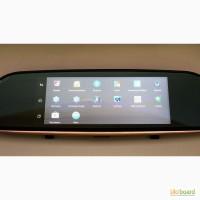 D35 Зеркало регистратор, 7 сенсор, 2 камеры, GPS навигатор, WiFi, 16Gb, Android, 3G