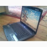 Игровой ноутбук Acer Aspire 5530G(батарея 1 час)