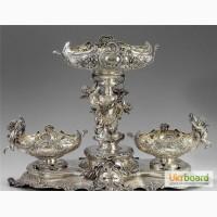 Купим Антикварное Серебро дорого, выгодно в Харькове