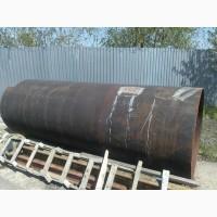 Труба стальная диаметром 1220мм, б/у, демонтаж, в хорошем состоянии Толщина стенки 10мм