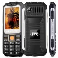 Телефон VKworld Камень V3S 2.4 Новый Водонепроницаемый Противоударный 2-СИМ Карта +Фонарик