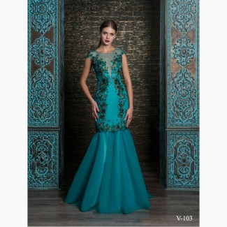 440b6cdf3a3 Длинные вечерние платья купить в интернет-магазине Украина