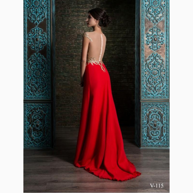 Фото 14. Длинные вечерние платья купить в интернет-магазине Украина