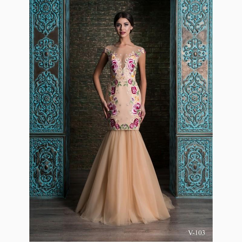 Фото 4. Длинные вечерние платья купить в интернет-магазине Украина