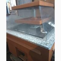 Салат-бар, островная витрина Igloo WCHC 1, 0 x 1, 0 S