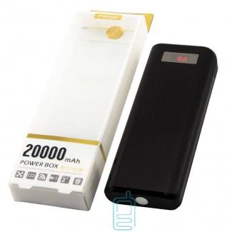Power Bank Remax PRODA 20000 mAh high copy черный, белый