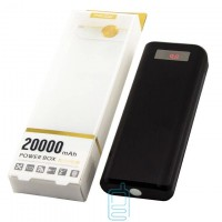 Power Bank Remax PRODA 20000 mAh high copy черный, белый