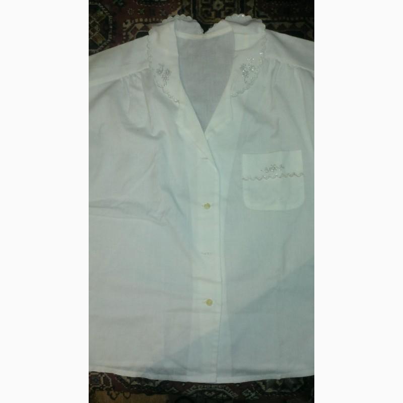Блузка из хлопка купить