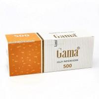 Сигаретные гильзы Gama 500 штук, фильтр 15 мм