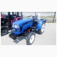 Трактор Foton Lovol TE-244 з ходозмешувачем