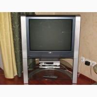 Телевизор Sony Wega c фирменной тумбой Sony