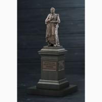 Сувенир - статуэтка на подарок Памятник князю Воронцову М.С