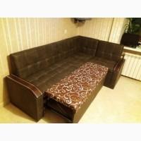 Угловой диван на кухно + спальное место