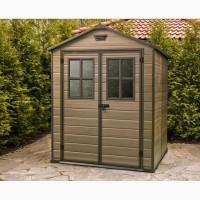 Садовой домик, сарай, гараж, хозблок серии Keter SCALA