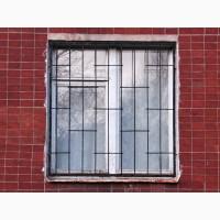 Изготовление и монтаж решеток на окна