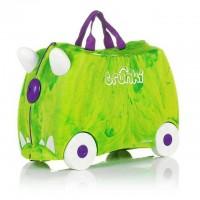 Оригинальные сумки для прогулок и путешествий – Детские чемоданы Динозавр Рекс, Trunki